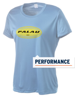 Palau Women's Competitor Performance T-Shirt