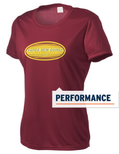 Papua New Guinea Women's Competitor Performance T-Shirt