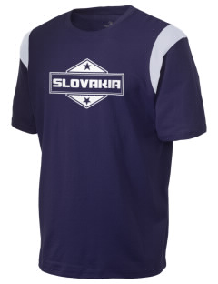 Slovakia Holloway Men's Rush T-Shirt