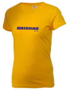 Arizona  Russell Women's Campus T-Shirt