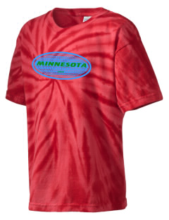 Minnesota Kid's Tie-Dye T-Shirt