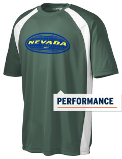 Nevada Men's Dry Zone Colorblock T-Shirt