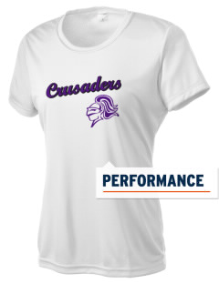College of the Holy Cross Crusaders Women's Competitor Performance T-Shirt