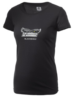 LIU Brooklyn Blackbirds  Russell Women's Campus T-Shirt