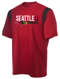 Seattle University Redhawks Holloway Men's Rush T-Shirt