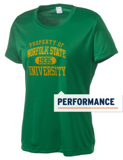 Norfolk State University Spartans Women's Competitor Performance T-Shirt