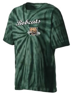 Ohio University Bobcats Kid's Tie-Dye T-Shirt