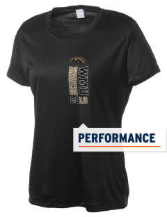 Western Michigan University Broncos Women's Competitor Performance T-Shirt