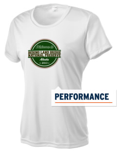 Bering Land Bridge National Preserve Women's Competitor Performance T-Shirt