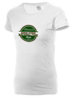 Kenai Fjords National Park  Russell Women's Campus T-Shirt