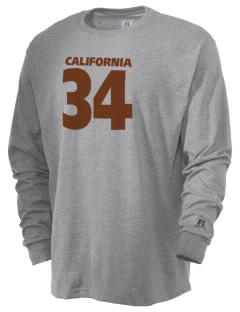 California National Historic Trail  Russell Men's Long Sleeve T-Shirt