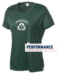 Minidoka National Historic Site Women's Competitor Performance T-Shirt