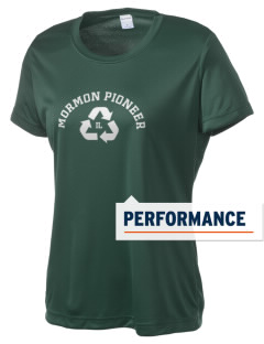 Mormon Pioneer National Historic Trail Women's Competitor Performance T-Shirt