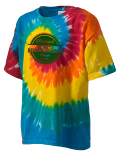 De Soto National Memorial Kid's Tie-Dye T-Shirt