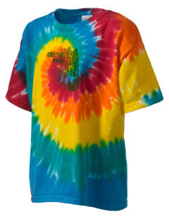Greenbelt Park Kid's Tie-Dye T-Shirt