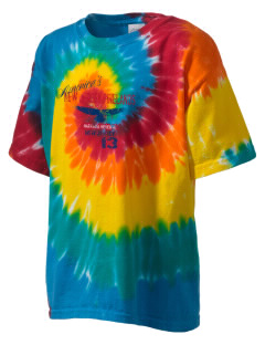 New Jersey Pinelands National Reserve Kid's Tie-Dye T-Shirt