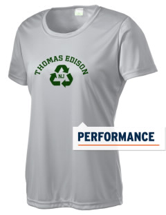 Thomas Edison National Historical Park Women's Competitor Performance T-Shirt