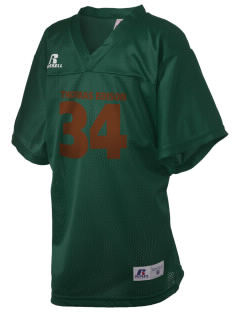 Thomas Edison National Historical Park Russell Kid's Replica Football Jersey