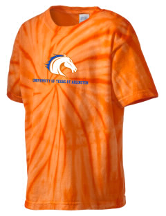 University of Texas at Arlington Mavericks Kid's Tie-Dye T-Shirt