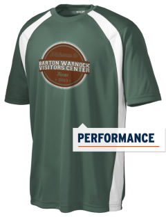 Barton Warnock Visitors Center Men's Dry Zone Colorblock T-Shirt