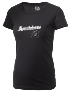 Appalachian State University Mountaineers  Russell Women's Campus T-Shirt