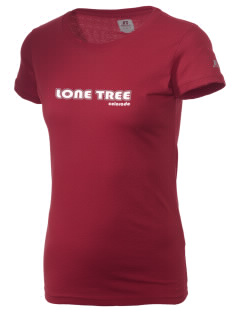 Lone Tree  Russell Women's Campus T-Shirt