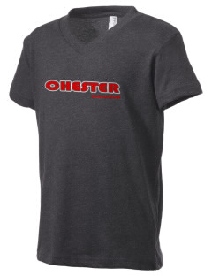 Chester Kid's V-Neck Jersey T-Shirt