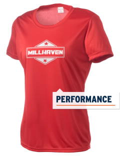 Millhaven Women's Competitor Performance T-Shirt
