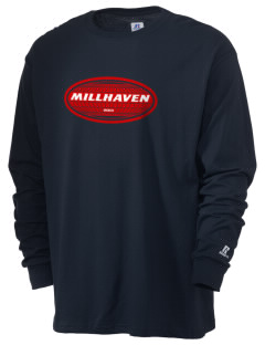 Millhaven  Russell Men's Long Sleeve T-Shirt