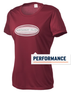 Montgomery Village Women's Competitor Performance T-Shirt