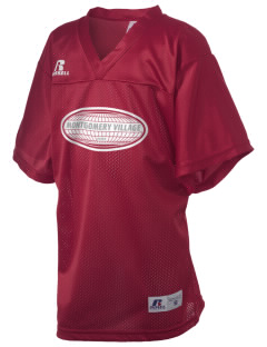 Montgomery Village Russell Kid's Replica Football Jersey
