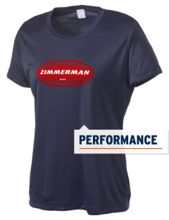 Zimmerman Women's Competitor Performance T-Shirt
