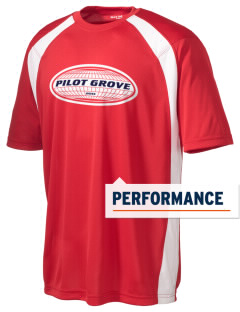 Pilot Grove Men's Dry Zone Colorblock T-Shirt