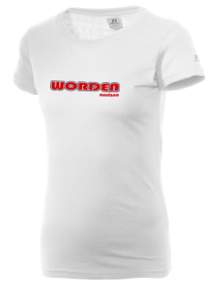 Worden  Russell Women's Campus T-Shirt