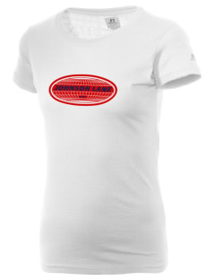 Johnson Lane  Russell Women's Campus T-Shirt