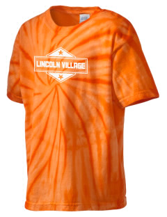 Lincoln Village Kid's Tie-Dye T-Shirt