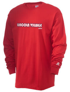 Lincoln Village  Russell Men's Long Sleeve T-Shirt