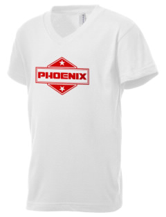 Phoenix Kid's V-Neck Jersey T-Shirt