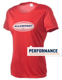 Allenport Women's Competitor Performance T-Shirt