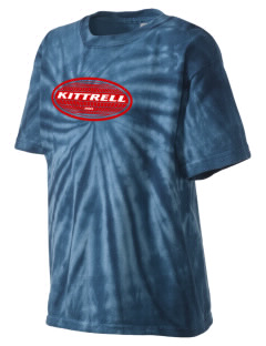 Kittrell Kid's Tie-Dye T-Shirt