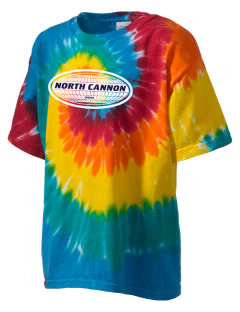 North Cannon Kid's Tie-Dye T-Shirt