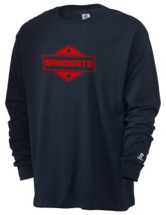 Sandgate  Russell Men's Long Sleeve T-Shirt