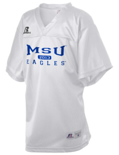 Morehead State University Eagles Russell Kid's Replica Football Jersey