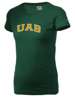 University of Alabama at Birmingham Blazers  Russell Women's Campus T-Shirt