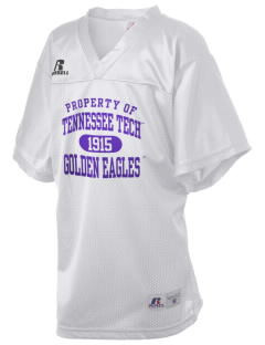Tennessee Technological University Golden Eagles Russell Kid's Replica Football Jersey
