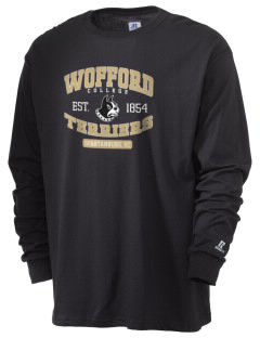 Wofford College Terriers  Russell Men's Long Sleeve T-Shirt