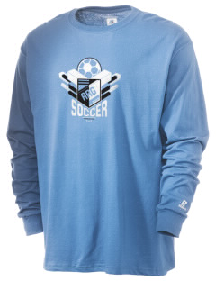 Argentina Soccer  Russell Men's Long Sleeve T-Shirt