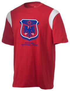 Armenia Soccer Holloway Men's Rush T-Shirt