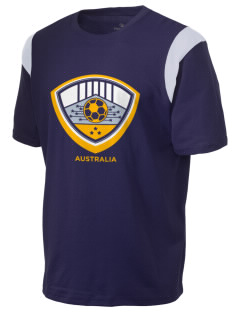 Australia Soccer Holloway Men's Rush T-Shirt