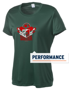 Bangladesh Soccer Women's Competitor Performance T-Shirt